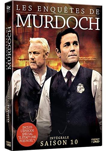 Les Enquêtes de Murdoch-Intégrale Saison 10