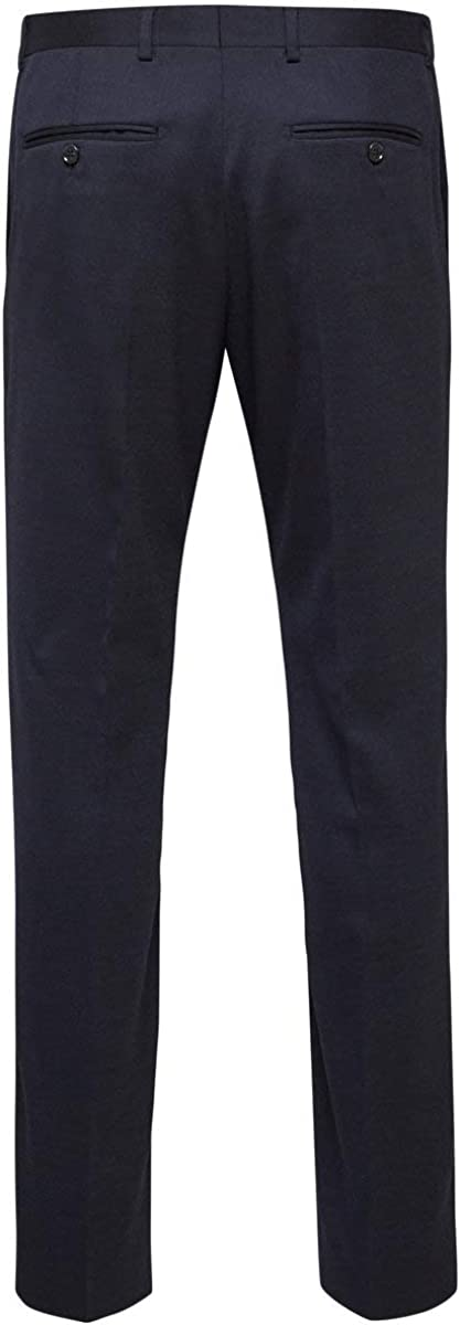 SELECTED HOMME Pantalones de Traje para Hombre