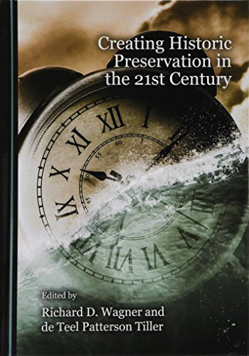 Compare Textbook Prices for Creating Historic Preservation in the 21st Century 1 Edition ISBN 9781527508675 by Richard D. Wagner, de Teel Patterson Tiller,Richard D. Wagner, de Teel Patterson Tiller