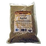 Räuchermehl Apfel, 400g Räucherspäne vom Apfelholz, Korngröße 0-2 mm