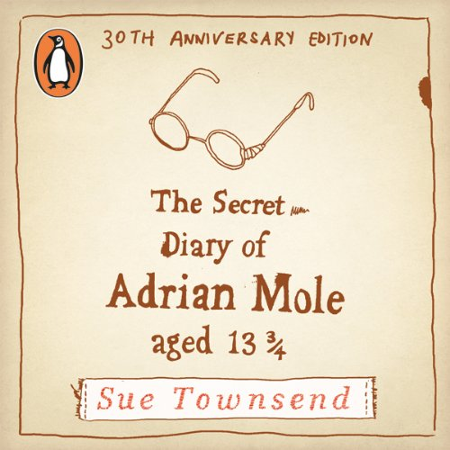 The Secret Diary of Adrian Mole Aged 13 3/4 cover art