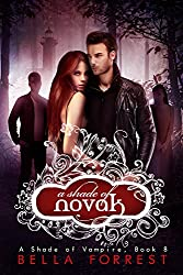 Cover of A Shade of Novak