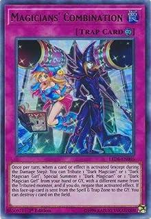 Magicians' Combination - LED6-EN005 - Ultra Rare - 1st Edition