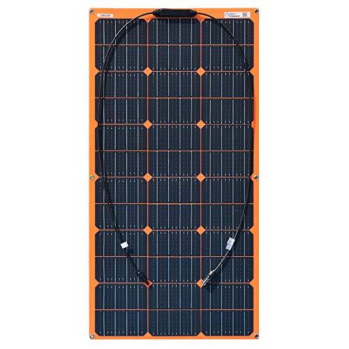 Xinpuguang Panneau solaire souple mono 100W, Orange