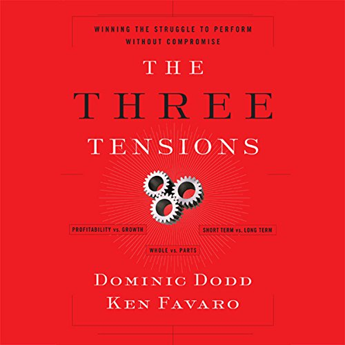 The Three Tensions cover art