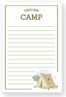 Camp Notepad