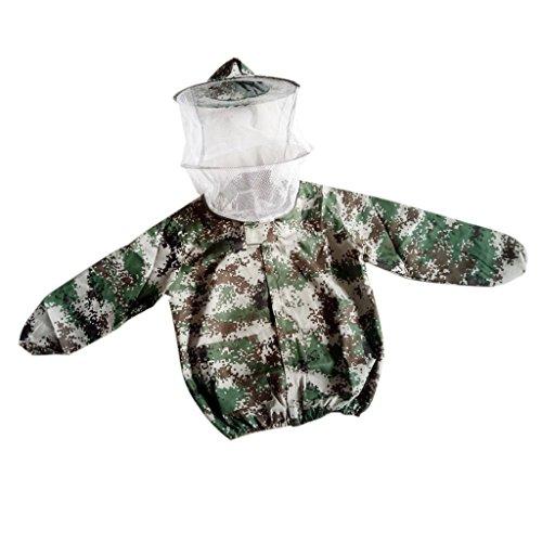 Simonthebeekeeper Suit avec double Cr/éoles ronde Chapeau et voile/ /Toutes les tailles
