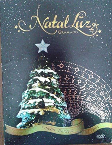 Natal Luz Gramado - Edição Histórica 25 Anos DVD Duplo