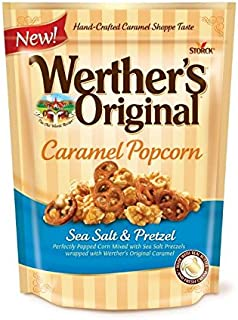 Best werther's original popcorn Reviews
