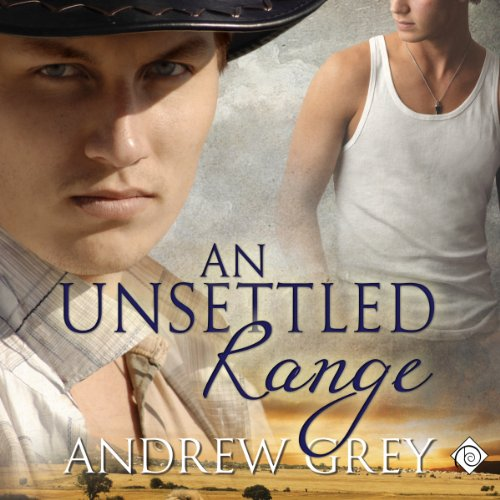 An Unsettled Range audiobook cover art