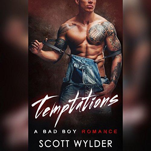 Temptations audiobook cover art
