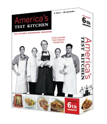 America's Test Kitchen Season 6
