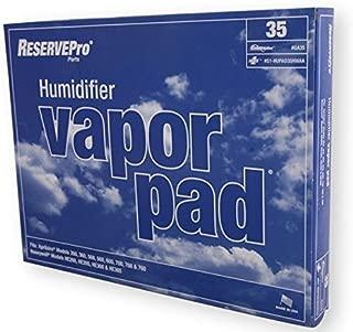 reservepro humidifier vapor pad