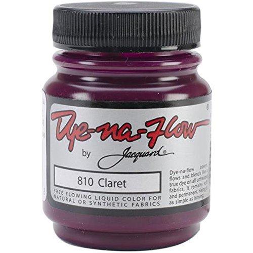 Jacquard Products Claret-Jacquard Dye-Na-Flow, Acrylic, Multicolour by Jacquard