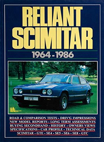Reliant Scimitar, 1964-86 (Brooklands Books Road Tests Series)