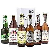 季節限定 ドイツビール6本 飲み比べセット 【全品正規輸入品 】(アインベッカー ヴァルシュタイナー ビットブルガー パウラーナ― ケーニッヒ ガッフェル) 専用ギフトBOXでお届け