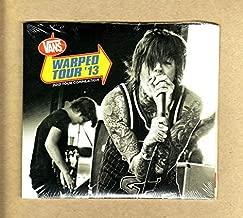 CD-2013 Warped Tour Compilation-2 CDs-50 Tracks-New-Sealed-2013-Side1 Dummy-Mint