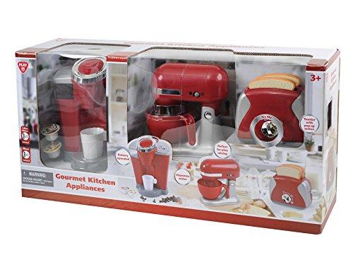 PlayGo 3-Pc. Gourmet Kitchen Appliance Set
