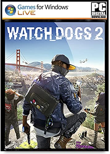Watch-Dogs 2 - Digital Download - [ NO DVD/CD ] - (No Online Multiplayer Mode) - Full PC Game
