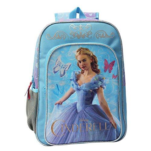 3. Mochila Escolar Disney Cenicienta - Llena de magia y fantasía
