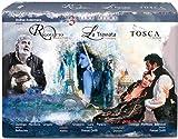 La Traviata, Rigoletto & Tosca [4 DVDs]