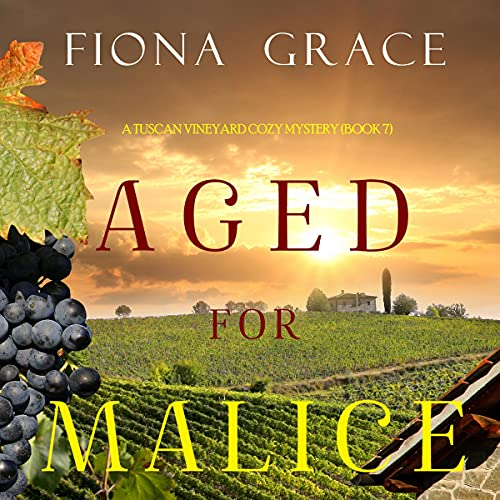 Aged for Malice cover art