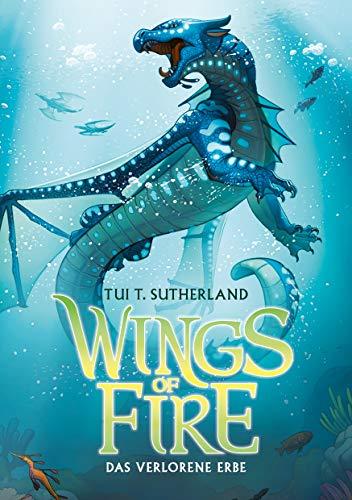 Wings of Fire 2: Das verlorene Erbe - Die NY-Times Bestseller Drachen-Saga