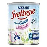 Nestlé Sveltesse Leche Desnatada en Polvo, 400g