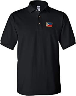 polo shirt embroidery philippines