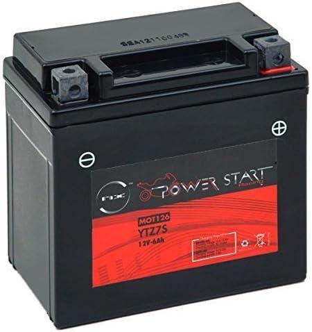 NX - Batterie moto YTZ7S / GTZ7S-BS 12V 6Ah