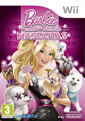 Barbie Y El Salón De Belleza Para Mascotas