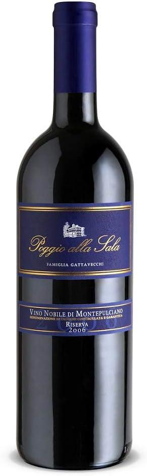 Vino Nobile di Montepulciano Riserva Docg Poggio Alla Sala (1 botella 75 cl.)
