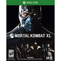 Mortal Kombat XL Xbox one モータルコンバットXL北米英語版 [並行輸入品]