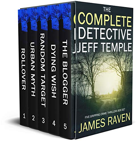 THE COMPLETE DETECTIVE JEFF TEMPLE five gripping crime thrillers box set (English Edition)