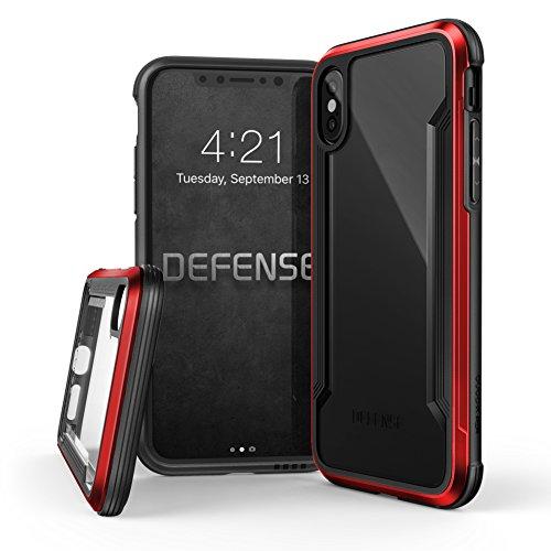 Caso iPhone X, X-Doria Defence Shield...