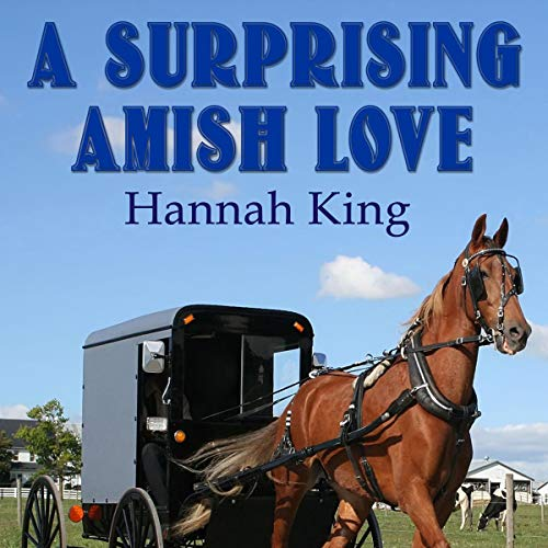 A Surprising Amish Love cover art