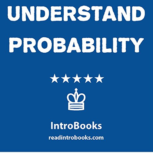 Understand Probability audiobook cover art