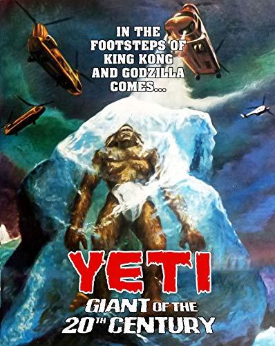 Yeti: Giant of the 20th Century [Blu-ray]
