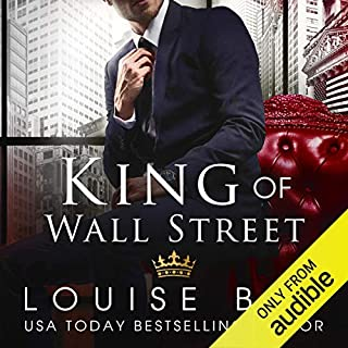 King of Wall Street audiobook cover art