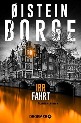 Buchseite und Rezensionen zu 'Irrfahrt: Kriminalroman (Ein Fall für Bogart Bull 3)' von Øistein Borge