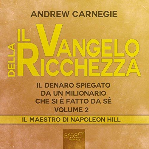 Il vangelo della ricchezza 2 copertina