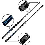 Rear Glass Struts Compatible with 1997-2006 Jeep Wrangler Shocks - Rear Glass WINDOW Hatch - Gas Charged Lift Supports (Pair / 2pc)