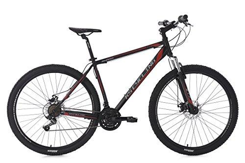 KS Cycling Mountainbike Hardtail MTB 29\'\' Sharp schwarz-rot RH 51 cm
