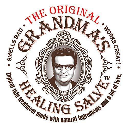 Grandmas Healing Salve an Old Fashioned Black Drawing Salve
