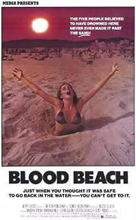 Blood Beach - Movie Poster - 11 x 17
