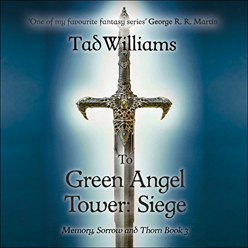 To Green Angel Tower, Part 1 audiobook cover art