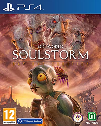 Oddworld Soulstorm Day One Edition PS4