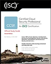 CCSP (ISC)2 Certified Cloud Security Professional Official Study Guide (English Edition)