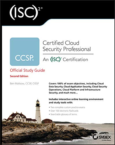 Image Of(ISC)2 CCSP Certified Cloud Security Professional Official Study Guide (English Edition)