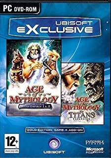 Unknown Age Of Mythology Gold Edition Game Pc